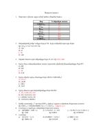 Brojevni sustavi 1. Brojevima u lijevom stupcu odredi njihove