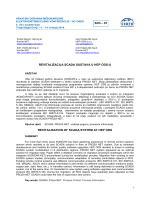 Revitalizacija SCADA sustava u HEP ODS-u