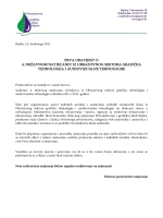 Prva obavijest - Prirodoslovna i grafička škola Rijeka