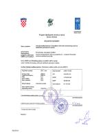 PARCS projekt - UNDP in Croatia