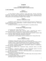 Zakon o visokom obrazovanju HNŽ-a