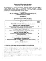 Natjecaj upis strucni studiji - Tehničko veleučilište u Zagrebu