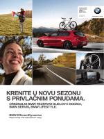 Originalni BMW Dijelovi i oprema, BMW Servis, BMW