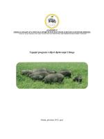Uzgojni program Crne slavonske svinje