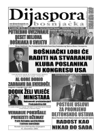 Dijaspora Nov 2006 - Bosnian Media Group