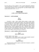 Pravilnik o obliku i načinu vođenja Obrtnog registra