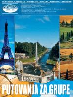 Katalog Putovanja za grupe