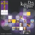 3. travnja 2012. - Dani kršćanske kulture