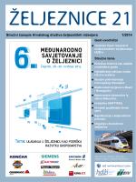 Želejznice 21 1/14 - HŽ Infrastruktura