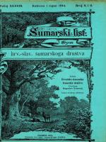 astralit - Šumarski list