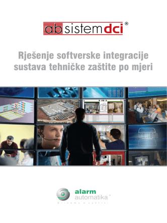 ABSistemDCi - Alarm automatika