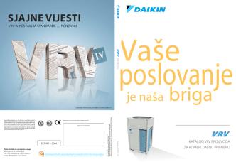 Daikin VRV katalog 2013