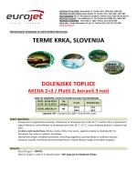 TERME KRKA, SLOVENIJA