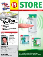 Sve Dettol proizvode podržava Europsko pedijatrijsko