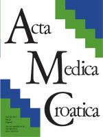Vol 65 - Broj 5.pdf - Akademija medicinskih znanosti Hrvatske