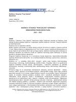 Financijski plan Knjižnice za 2015-2017, obrazloženje