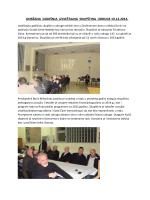 Izvještaj sa skupštine - Udruga branitelja 151. samoborske brigade