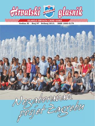 97 - Hrvatsko građansko društvo Crne Gore