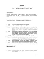 Pročitajte detaljan životopis dr. Milana Kujundžića