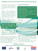 Poboljšanje vodno-komunalne infrastrukture aglomeracije