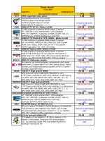 Engels : Novosti : 14.01.2014. Kat.br. Novi proizvodi u
