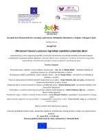 Obrazovni izazovi u procesu izgradnje zajednice prijatelja djece