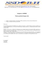 Ministarstvo (za ljudska prava - Svjetski Savez Dijaspore Bosne i