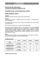 Aropol M 105 TB - Kompozit kemija