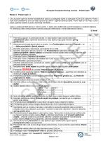 Modul 3 - Probni ispit 3.1 Ovo je probni ispit koji koriste kandidati