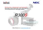 """""""Nec Avio R300S - Najnoviji model u proizvodnoj"""