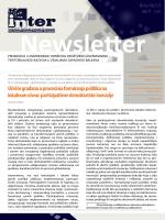 participativne demokratske inovacije