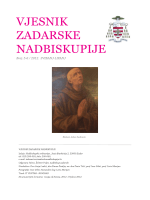 vjesnik 5-6 2012 - Vjesnici Zadarske nadbiskupije