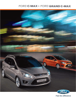 Katalog Ford C-max