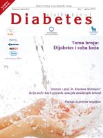 Dijabetes i suha koža - Hrvatski savez dijabetičkih udruga