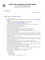 Izvješće o radu za svibanj 2014.