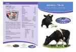 Katalog proizvoda za goveda i telad