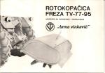 ROTOKOPACICA FREZA TV-77