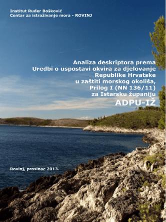 (NN 136/11) za Istarsku županiju ADPU-IŽ