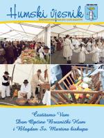 Čestitamo Vam Dan Općine Breznički Hum i Blagdan Sv. Martina