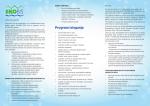 Program izlaganja