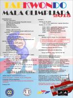 Mala OI 2015, poziv 6