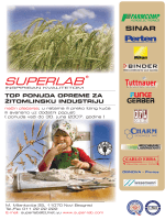 sinar top ponuda opreme za žitomlinsku industriju
