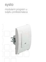 modularni program u svijetu profesionalaca
