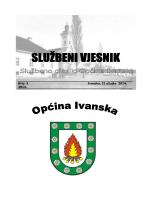 Broj 3 Ivanska, 31 ožujka 2014. 2014.