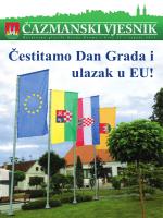 Čestitamo Dan Grada i ulazak u EU!