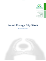 Smart Energy City Sisak - Poticanje energetske efikasnosti u Hrvatskoj