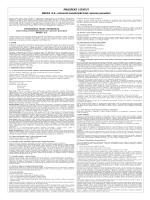 ProsPekt i statut - FIMA Global Invest