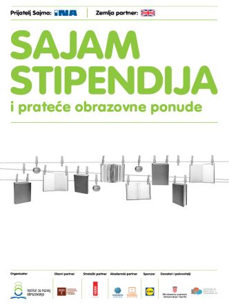 Brošura s izlagačima