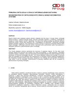 Referat 616 Vrbanić-Kocet Primjena ontologija u Oracle
