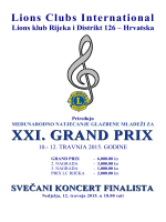 LIONS GRAND PRIX 15 - Hrvatska (c